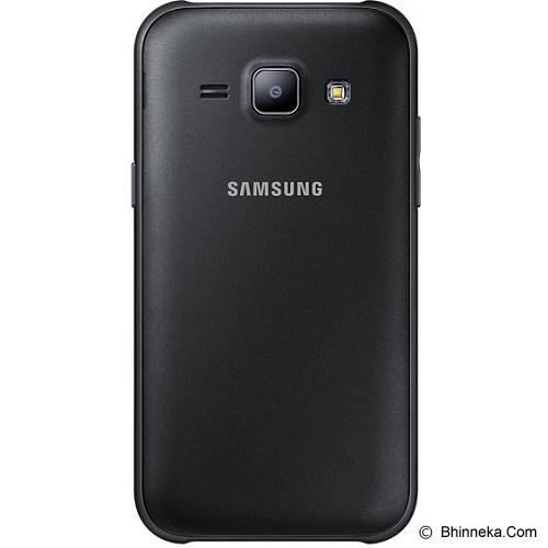 SAMSUNG Galaxy J1 [SM-J100H] (Garansi Merchant) - Black - Smart Phone Android